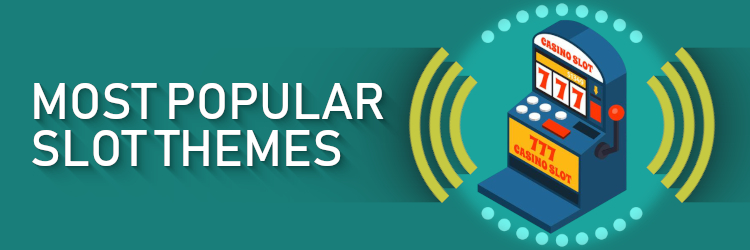 Favorite Themes in Online Slot Games