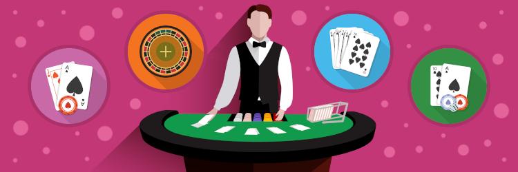 Most Popular Live Dealer Casino Games