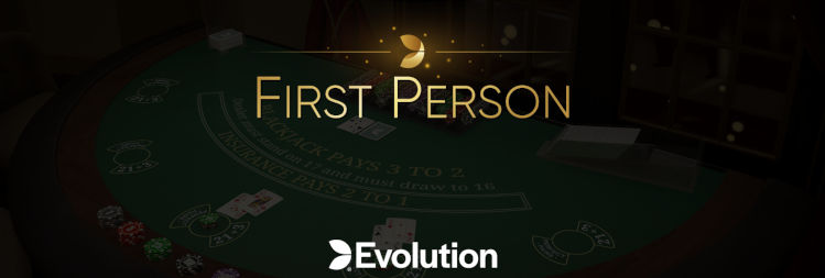 Evolution First Person table games