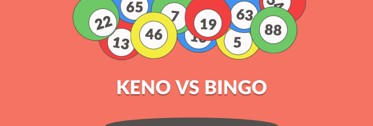 Keno and Bingo Differences and Similarities